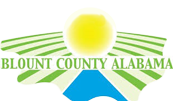 The Blount County Alabama Logo
